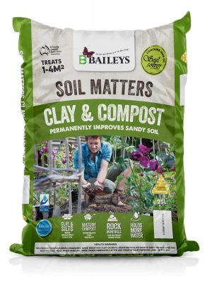 SOIL MATTERS CLAY & COMPOST