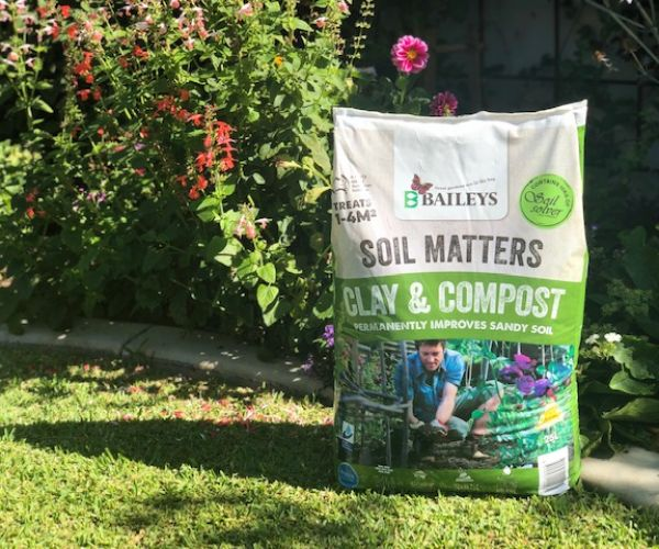 Baileys new Soil Matters Clay & Compost