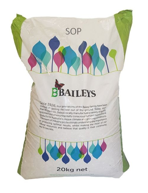 SULPHATE OF POTASH GRANULATED (SOP) image