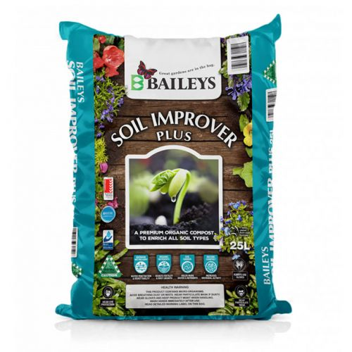 SOIL IMPROVER PLUS