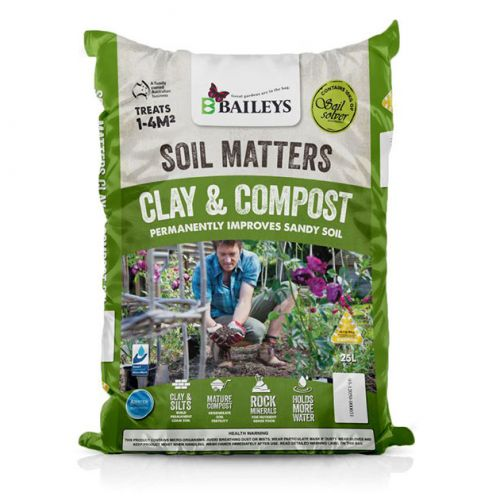SOIL MATTERS® CLAY & COMPOST