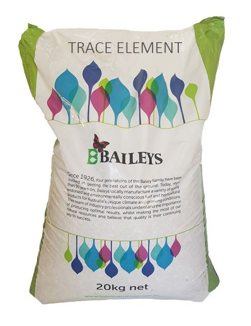 TRACE ELEMENT MIX image