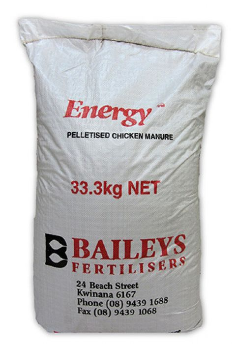ENERGY (CHICKEN MANURE) image