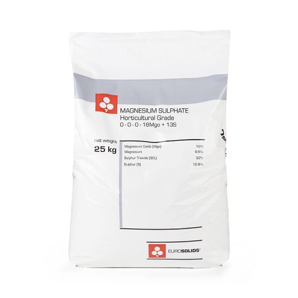 MAGNESIUM SULPHATE (HORTICULTURAL GRADE) image