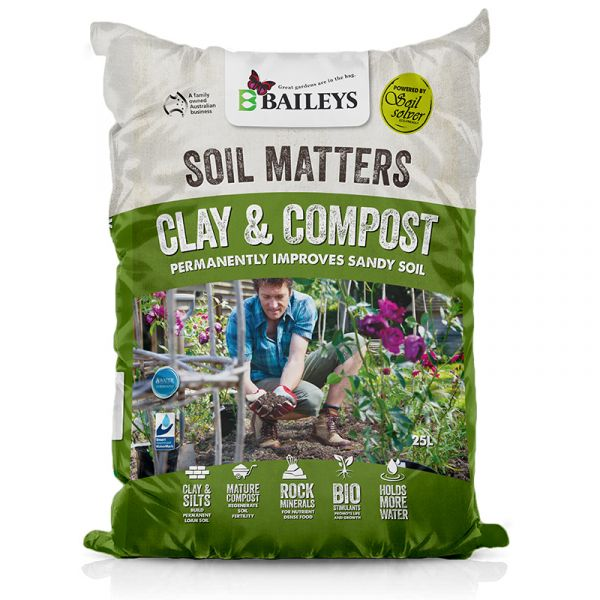 SOIL MATTERS® CLAY & COMPOST image