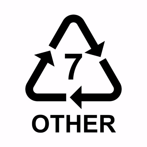 Plastic Code 7 Other Symbol